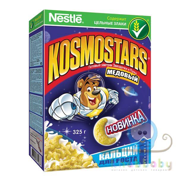 Kosmostars Готовый  завтрак Звездочки и Луны 325г