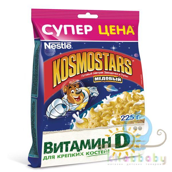 Kosmostars Готовый  завтрак Звездочки и Галактики пакет 225г