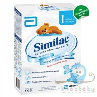 Симилак 1 детская молочная смесь 350г