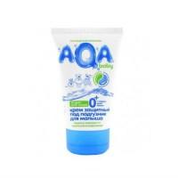 Крем защитный под подгузник для малыша AQA 100 мл