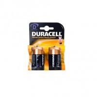 Батарейка Duracell Basic D 1.5V LR20 (большие) 2 шт