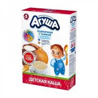 Каша Агуша пшеничная с тыквой и молоком  с 5 мес 200 г