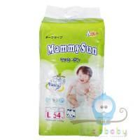 Подгузники MammySun L (9-13кг) 54 шт