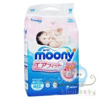 Подгузники детские Муни М (от 6 до 11 кг) 62 шт