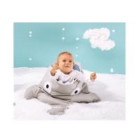 Спальный мешок-одеяло Акула артикул 0038