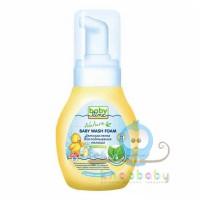 Детская пенка для подмывания малыша Baby line 250 мл 0+