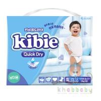 Kibie Quick Dry подгузники для мальчиков XL 13+кг 36 шт
