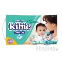 Kibie Quick Dry подгузники для детей S 3-8кг 48 шт
