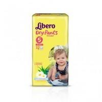 Трусики Libero Dry Pants М+ (10-14 кг) 32 шт