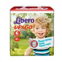 Трусики LiberoUP&GO 6 (13-20 кг) 14 шт