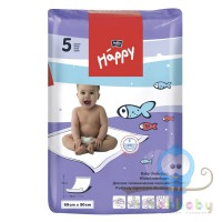 Пеленки для детей Bella baby Happy 60х90 5 шт