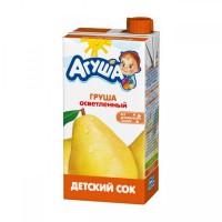 Сок детский Агуша Груша осветленный 500 мл